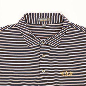 Peter Millar Summer Comfort Golf Polo Shirt XL